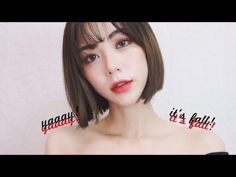 """가을 무화과 메이크업 🍁  FALL """"Fig"""" Makeup ㅣ제니크러쉬"""