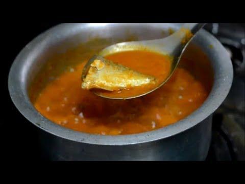 Saraswat Fish Amti Recipe | Yummy Fish Curry