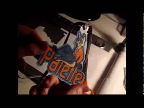 how to make con badges name badges youtube
