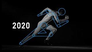 東京 2020 オリンピックスポーツピクトグラム コンセプトムービー