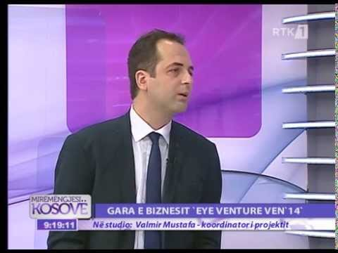 EYE Venture'14 - at RTK (Radio Television of Kosovo)