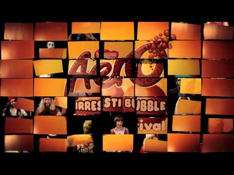 AERO Irresistibubble™ Film Festival