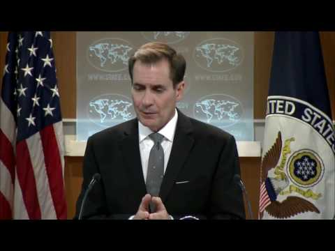 Russia, Philippines Joint Military Exercises   Daily Press Briefing from Department of State