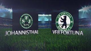 [21.Spieltag in der Landesliga] SF Johannisthal vs VfB Fortuna Biesdorf