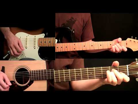 Led Zeppelin - Stairway to Heaven Video Guitar Lessons