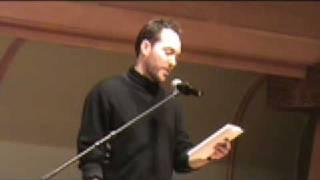 Thomas Devaney reads They