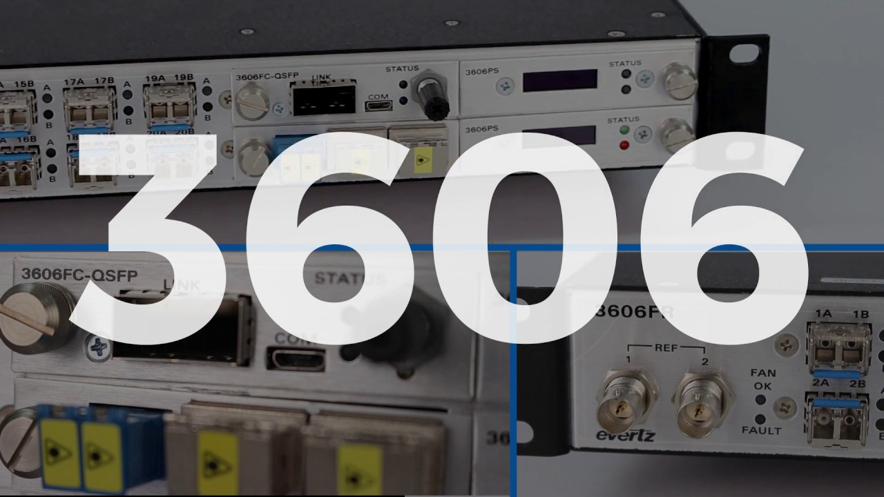 3606 Product Video - YouTube