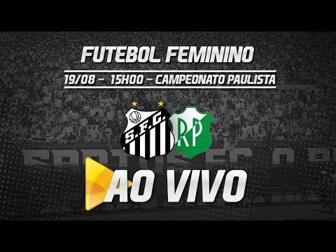 Sereias da Vila 5 x 0 Rio Preto |  Paulistão (19/08/18)