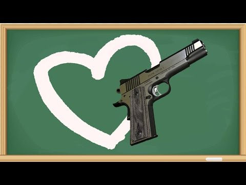 NRA Win: Public Schools To Teach 3-Week Gun Rights Course In South Carolina