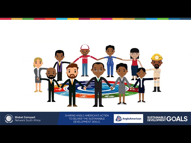 Anglo American's SDG Story