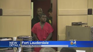 Man Accused Of Killing Local Rapper Appears In Court