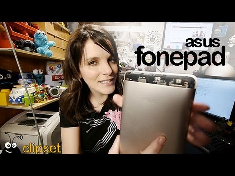 Asus FonePad review Videorama mini