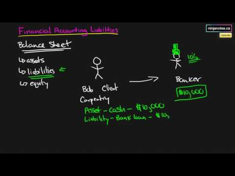 5 What is a Liability Financial Accounting Series