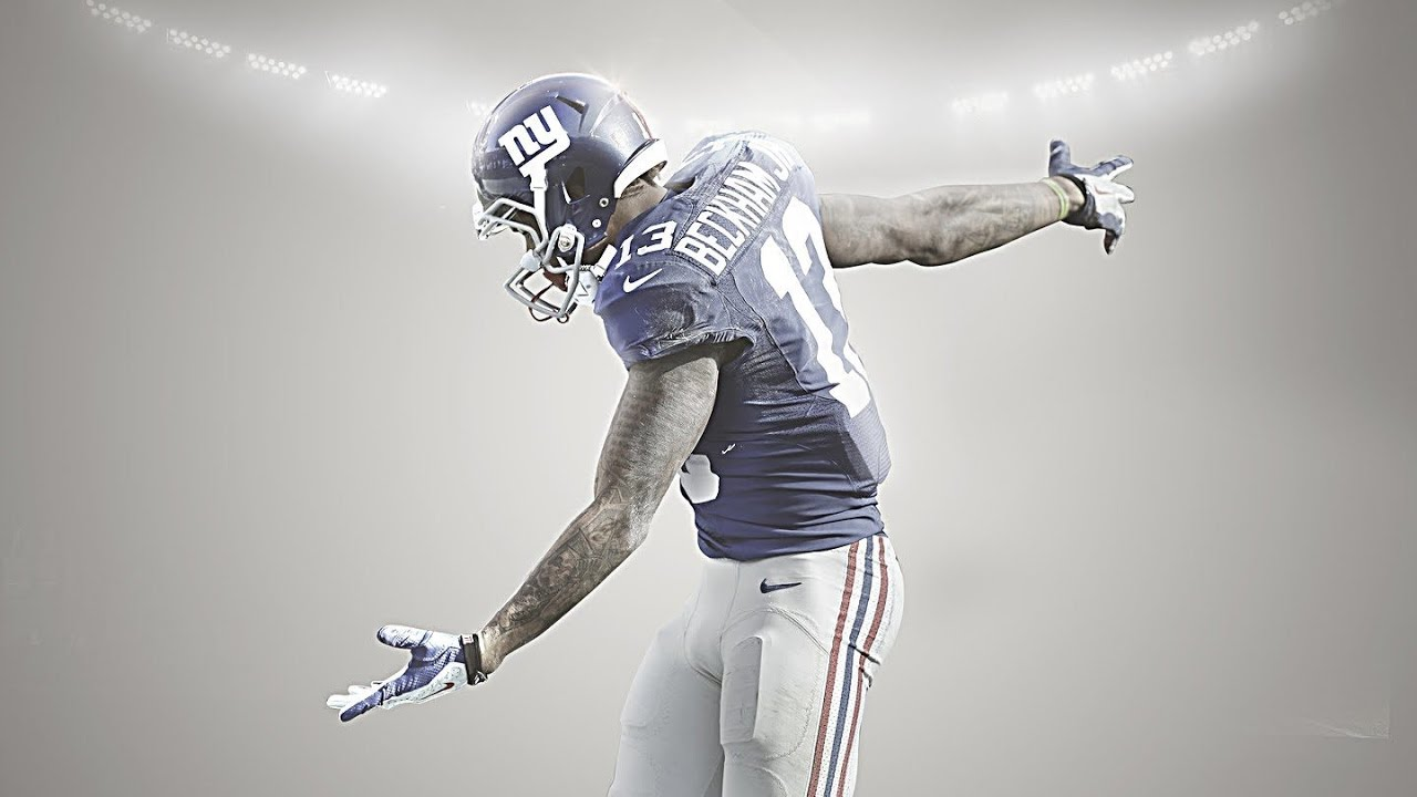 Odell Beckham Jr Wallpaper Hd Odell Beckham Jr Nfl Mix Chill Bill ᴴᴰ Youtube