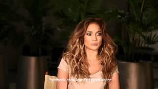 Jennifer Lopez Interview in Hong Kong 28/11/12