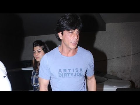 Shah Rukh Khan Detained At US Airport Again, Tweets 'Every Damn Time'