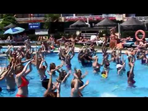 Dare (La La La)/Shakira - AquaGym Evenia Olympic Park