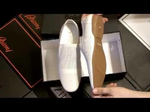 Итальянская обувь Baldinini - YouTube