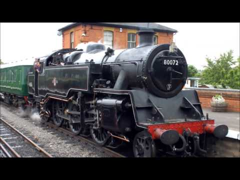 Epping And Ongar Steam Gala 2016