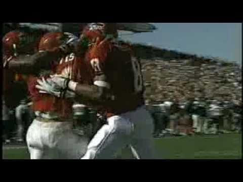 FB: Troy Davis vs. Missouri (1996)
