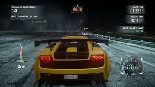 need for speed the run lakeshore battle