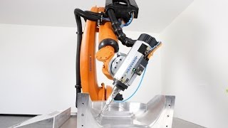 KUKA Robotics at Engineering Company Sematek