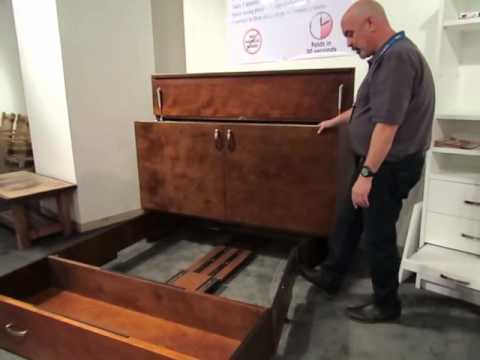 Chest Bed Demo By Mark For International Furniture Wholesalers Ifw