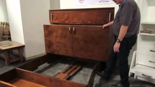 Chest Bed Demo By Mark For International Furniture Wholesalers (ifw)