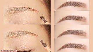 Easy Eyebrow Tutorial - Perfect Eyebrows in 3 Minutes
