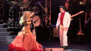 Little Egypt. Tribute by Mark Andrew in his Elvis tribute Show