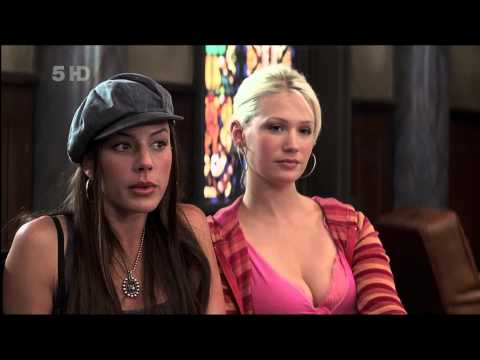 Krista Allen HOT on Anger Management with January Jones