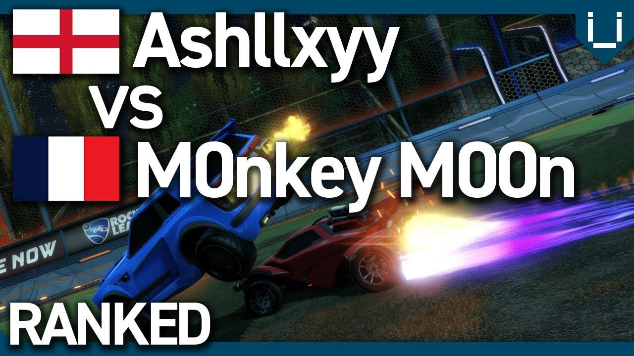 Ashllxyy vs M0nkey M00n | Ranked 1v1 Replays