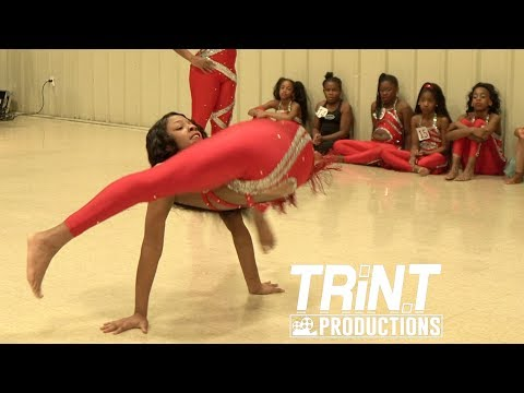 Dancing Dolls Of Jackson, Mississippi | Tryouts (2019)