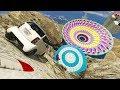 ¿SOBREVIVIRÉ A LA CAIDA? - CARRERA GTA V ONLINE - GTA 5 ONLINE