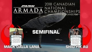 Video Star Wars: Armada - Semifinal | 2018 Canadian Nationals download MP3, 3GP, MP4, WEBM, AVI, FLV Maret 2018