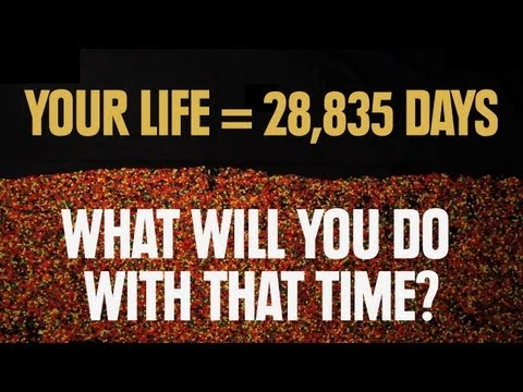 The Time You Have (In JellyBeans)