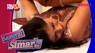 Anjali's Friend Tries To Rape Her In 'Sasural Simar Ka'   #TellyTopUp