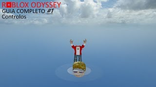 ROBLOX Odyssey-Complete Guide #1-controls