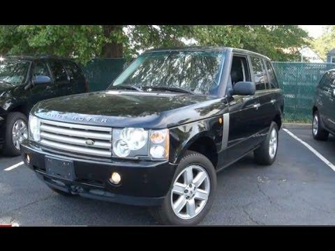 2004 Land Rover Range Rover Hse Tour Youtube