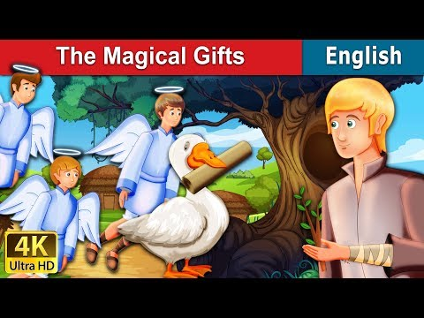 The Magical Gifts Story In English | Bedtime Stories | English Fairy Tales