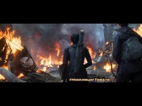 Lorde - Yellow Flicker Beat: Mockingjay Pt.1 Music Video