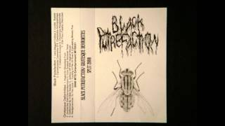 Black Putrefaction - split CS with Grotesque Deformities (2008 - Cybergore / Gorenoise / Industrial)