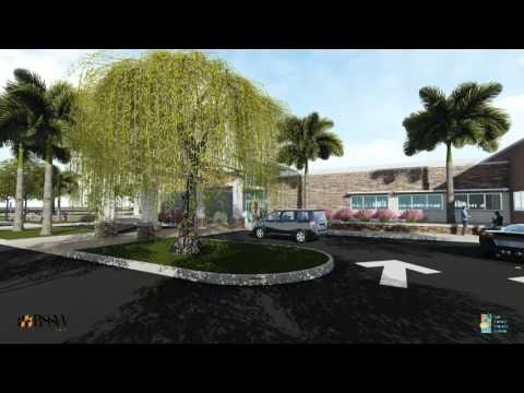 Video Animation of New North Fort Myers Library