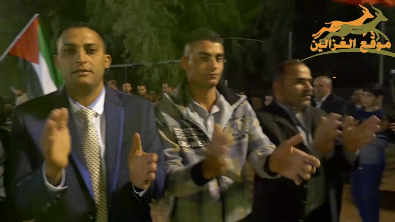 عصام عمر صهيب عمر حفلة علار ال خندقجي
