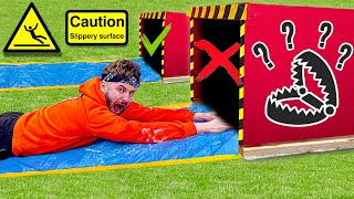 THE BEST 'DON'T SLIP N SLIDE THROUGH THE WRONG MYSTERY BOX'!!!