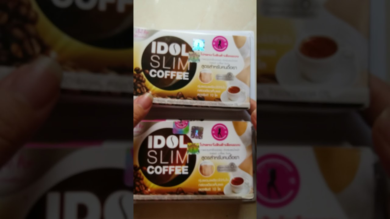 CÁCH PHÂN BIỆT cà phê giảm cân (Thật - Giả) chính xác 100%