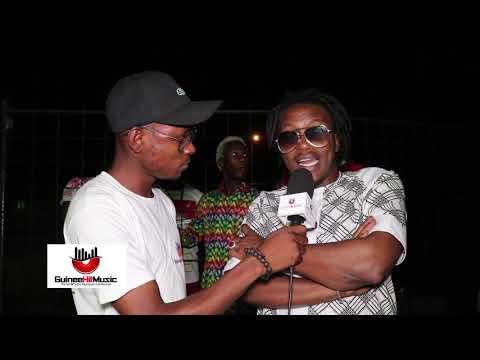 King Salamon (BANLIEUZ'ART)  Soul Bangs est une icône de la musique Guinéenne (INTERVIEW)