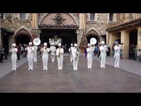 マリタイムバンド クリスマスウイッシュ 2015 TDS maritime band