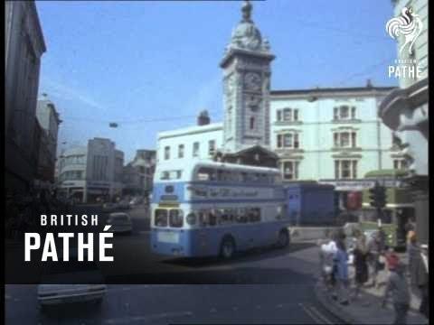 Shops In Brighton (1970-1973)