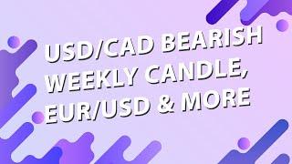 Weekly Webinar (27,July 2021) : USD/CAD แท่งเทียนขาลงของสัปดาห์ , EUR/USD&อื่นๆ-สัมมนาออนไลน์
